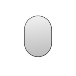 Oval Mirror | Anthracite | Mirrors | Montana Furniture