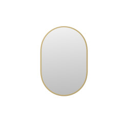 Oval Mirror | Cumin | Mirrors | Montana Furniture