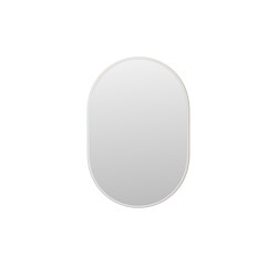 Oval Mirror | New White | Mirrors | Montana Furniture