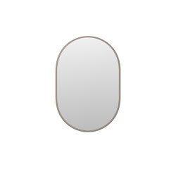 Oval Mirror | Truffle | Mirrors | Montana Furniture