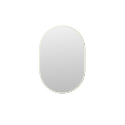 Oval Mirror | Vanilla | Mirrors | Montana Furniture
