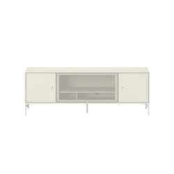 Montana OCTAVE III | Vanilla | Multimedia sideboards | Montana Furniture