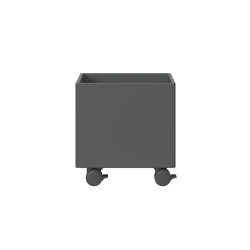 Montana PLAY | Anthracite | Storage boxes | Montana Furniture