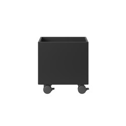 Montana PLAY | Black | Storage boxes | Montana Furniture