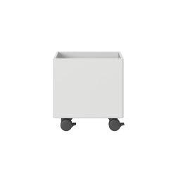 Montana PLAY | New White | Storage boxes | Montana Furniture