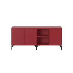 Montana SAVE | Beetroot | Credenze | Montana Furniture