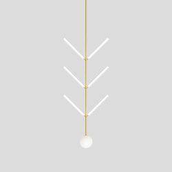Arrow 427OL-P01 | Suspended lights | Atelier Areti