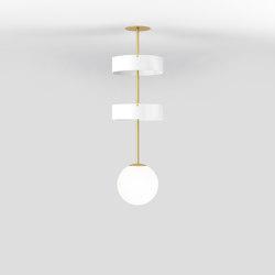 Circle ang globe 327OL-P02 | Suspended lights | Atelier Areti