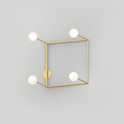 Floating 551OL-W01 | Wall lights | Atelier Areti