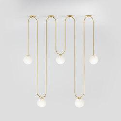 Motive 422OL-C01 | Suspended lights | Atelier Areti