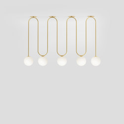 Motive 422OL-C02 | Suspended lights | Atelier Areti