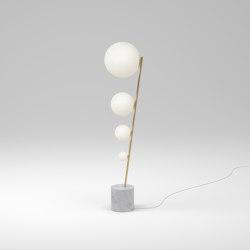 Perspective 432OL-F01 | Floor lights | Atelier Areti