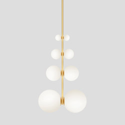 Perspective 432OL-P04 | Suspended lights | Atelier Areti