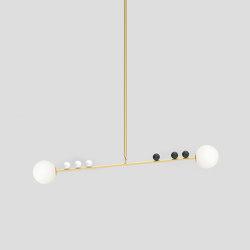 Scale 457OL-P01 | Suspended lights | Atelier Areti