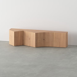 Segments 352OL-R low quadruple | Sideboards | Atelier Areti