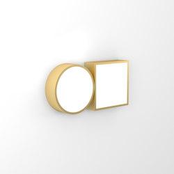 Shapes 359OL-W01 | Lampade parete | Atelier Areti