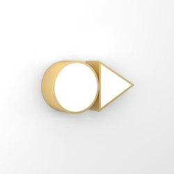 Shapes 359OL-W02 | Wall lights | Atelier Areti