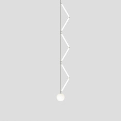 Side triangle 426OL-P01 | Suspended lights | Atelier Areti