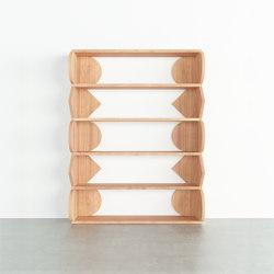 Symmetry 372OF-R01 | Shelving | Atelier Areti