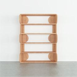 Symmetry 372OF-R02 | Shelving | Atelier Areti