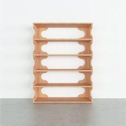 Symmetry 372OF-R04 | Shelving | Atelier Areti