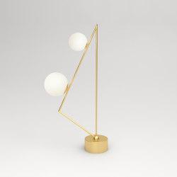 Triangle girlande 385OL-F05 | Floor lights | Atelier Areti