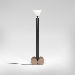 Wheels 409OL-F01 | Lampade pavimento | Atelier Areti