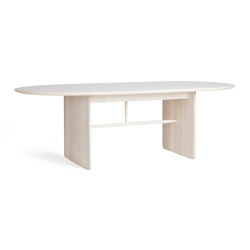 Pennon | Large Ash Pennon Table | Tables de repas | L.Ercolani
