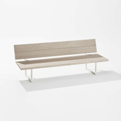 Orizon lounge sofa | Benches | Fast