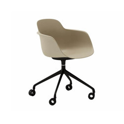 Sicla swivel with castors | Stühle | Infiniti