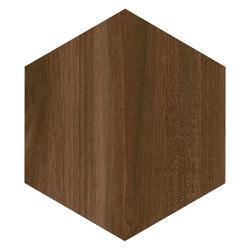 Belice | Hexágono Belice Noce | Ceramic tiles | VIVES Cerámica