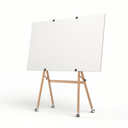 Easel on wheels | Flip charts / Writing boards | Studiotools