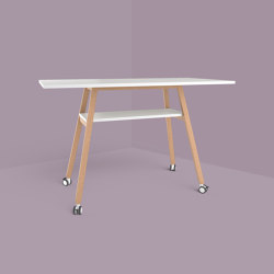 Standing Table – Meeting | Mesas altas | Studiotools