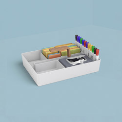 Toolbox – Whiteboard Accessories Organizer | Storage boxes | Studiotools
