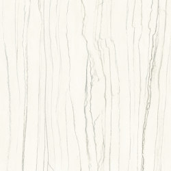 Ava - Extraordinary Size - Marmi - White Macauba | Baldosas de cerámica | La Fabbrica