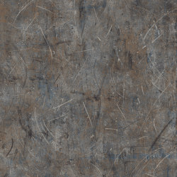 Ava - Extraordinary Size - Scratch - Dark Graffiti | Ceramic tiles | La Fabbrica
