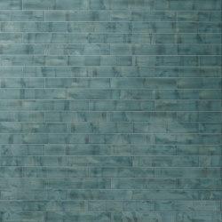 La Fabbrica - Brush - Teal | Ceramic tiles | La Fabbrica