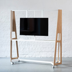 Braket for monitors | Multimedia stands | Artis Space Systems GmbH