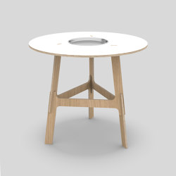 Table | Standing tables | Artis Space Systems GmbH