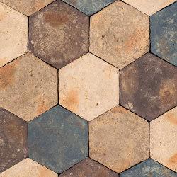Terre Ossidate | Mix | Ceramic tiles | Cotto Etrusco