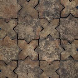Terre Ossidate | Nero 200 | Ceramic tiles | Cotto Etrusco