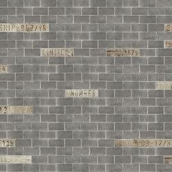 concrete | brick | Wall art / Murals | N.O.W. Edizioni