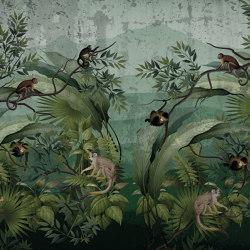 concrete | inside the jungle | Wall art / Murals | N.O.W. Edizioni