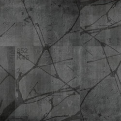 concrete | rami | Wall art / Murals | N.O.W. Edizioni