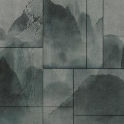 watercolor | fog | Wall art / Murals | N.O.W. Edizioni