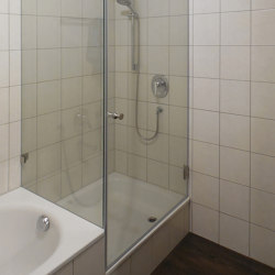 Eckdusche 90X120 | Shower screens | glasprofi24