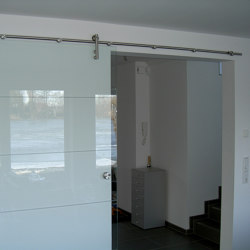 Suspens | Schiebetür | Portes intérieures | glasprofi24