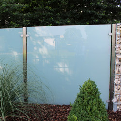 Windbreak panels | Boundaries