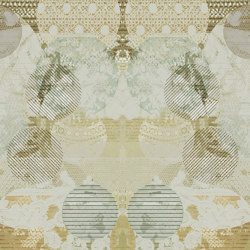 Cerchi | Wall coverings / wallpapers | Inkiostro Bianco