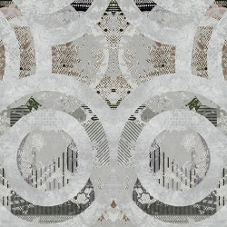 Cosmato Romano | Wall coverings / wallpapers | Inkiostro Bianco